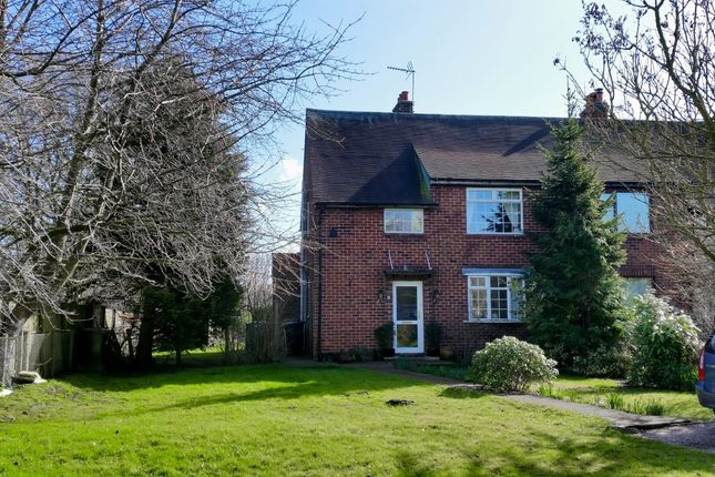 Thumbnail Property to rent in Park View, Hankelow, Crewe