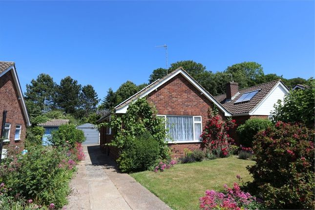 Thumbnail Detached bungalow for sale in Richington Way, Seaford, East Sussex