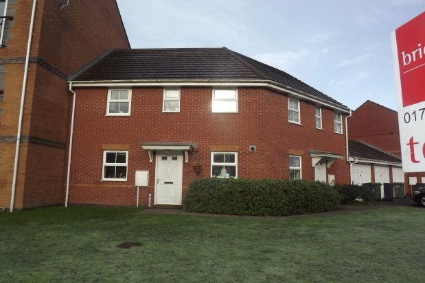Thumbnail Flat to rent in Swan Drive, Brownhills, Walsall