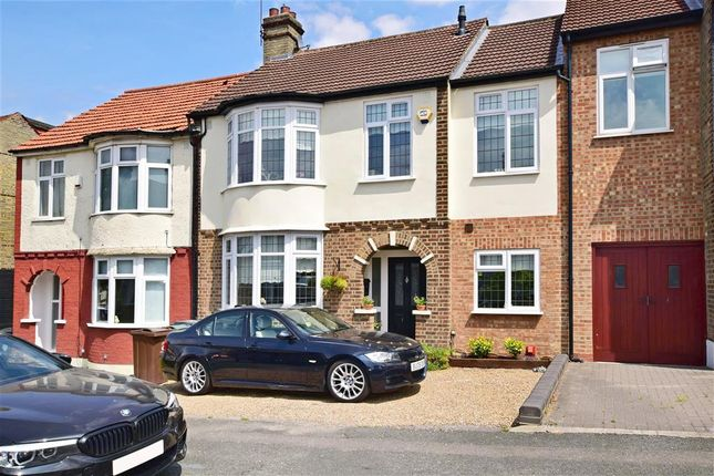 Thumbnail Terraced house for sale in Abbotts Crescent, London