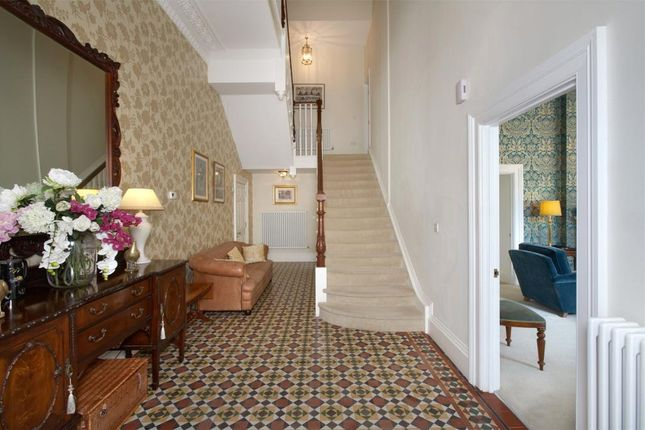 Thumbnail End terrace house for sale in Withycombe House, Hillcrest Gardens, Exmouth, Devon