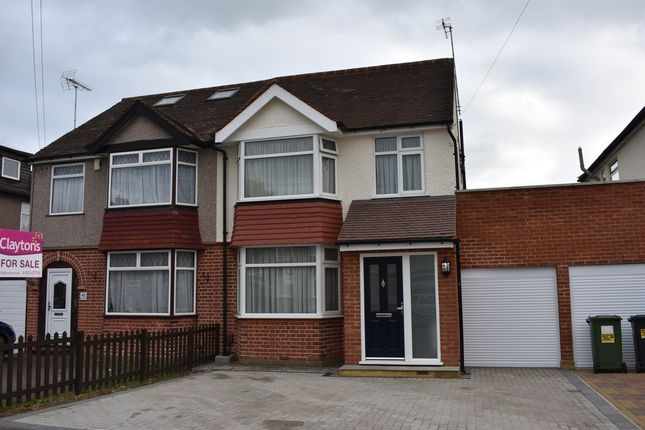Thumbnail Semi-detached house for sale in Briar Road, Watford