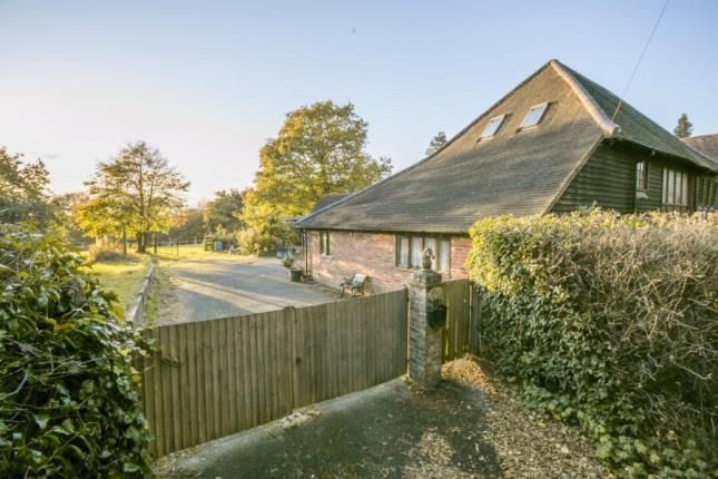 Thumbnail Barn conversion for sale in Back Lane, Cross In Hand, Heathfield, East Sussex