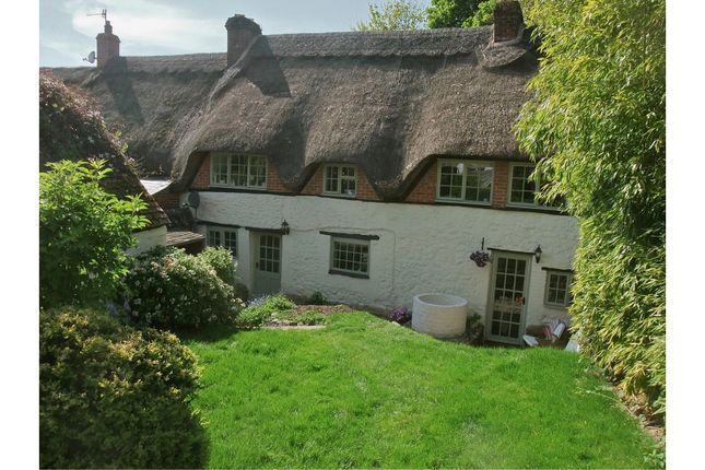Thumbnail Semi-detached house for sale in Oxford Street, Aldbourne, Marlborough