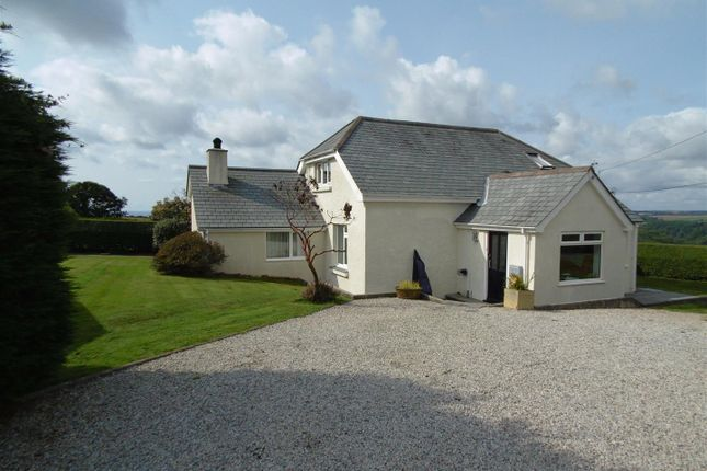 Thumbnail Detached house for sale in St. Martin, Looe