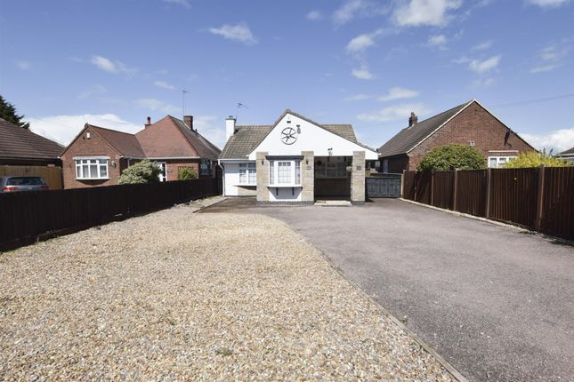 2 bed detached bungalow for sale in Colby Road, Thurmaston, Leicester LE4