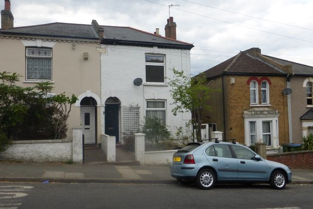 Thumbnail Terraced house to rent in Purrett Road, London