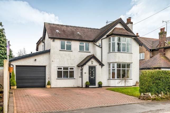 Thumbnail Detached house for sale in Old Croft Road, Walton On The Hill, Stafford, Stafforshire