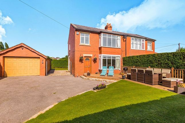 Thumbnail Semi-detached house for sale in Brindle Road, Bamber Bridge, Preston