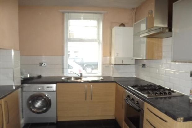 Thumbnail End terrace house to rent in South Woodbine Street, Westoe, South Shields