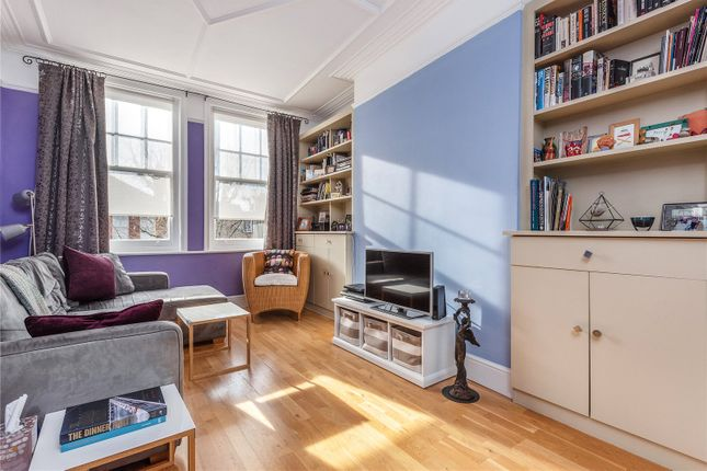 Reception Room of Fieldsway House, Fieldway Crescent, Highbury, London N5