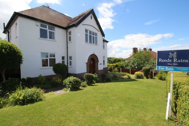 Thumbnail Detached house for sale in Calthorpe Drive, Prestatyn