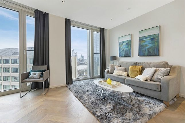 Thumbnail Flat to rent in South Bank Tower, 55 Upper Ground, South Bank