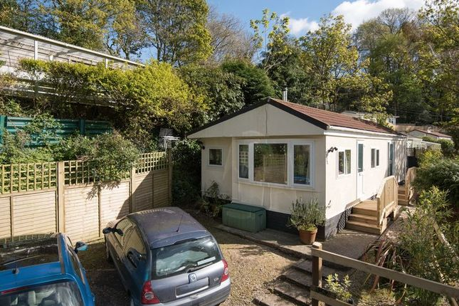 Thumbnail Mobile/park home for sale in Maen Valley, Goldenbank, Falmouth