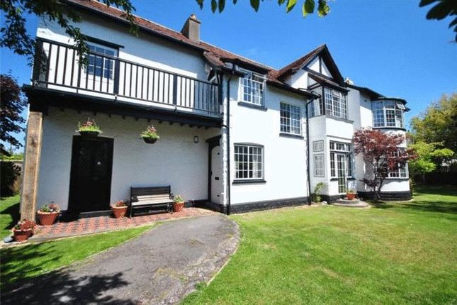 Thumbnail Detached house for sale in Brean Down Avenue, Weston-Super-Mare