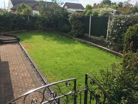 Garden of Tag Lane, Preston PR2