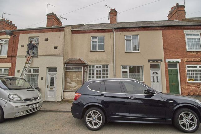 Thumbnail Terraced house to rent in The Common, Barwell, Leicester
