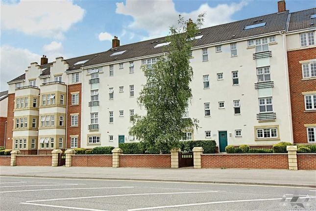Thumbnail Flat for sale in Linacre House, Chesterfield, Derbyshire