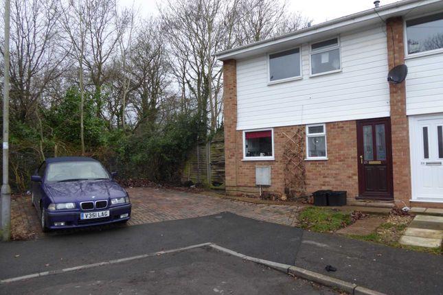 Thumbnail Detached house to rent in Reynards Close, Winnersh, Wokingham