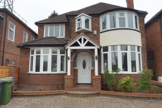 Thumbnail Detached house to rent in Lyndon Road, Solihull