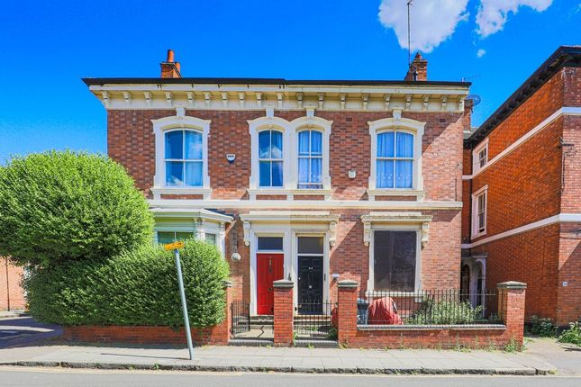 Thumbnail Flat for sale in West Street, Leicester