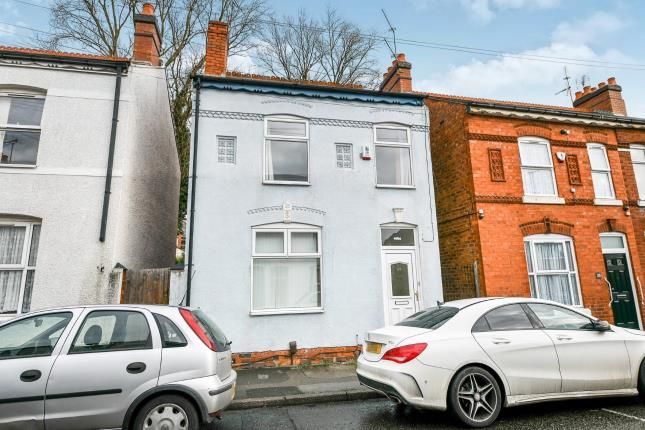 Thumbnail Detached house for sale in Windsor Street, Walsall
