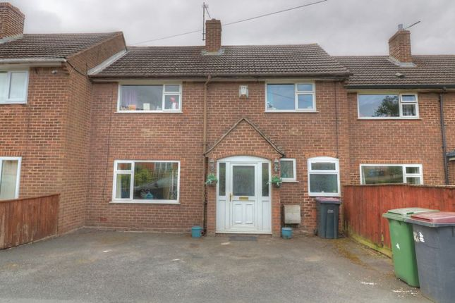 Thumbnail Terraced house for sale in Highfield, Lawley Village, Telford
