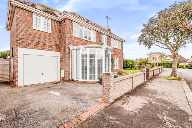 Thumbnail Detached house for sale in Brook Barn Way, Goring-By-Sea, Worthing