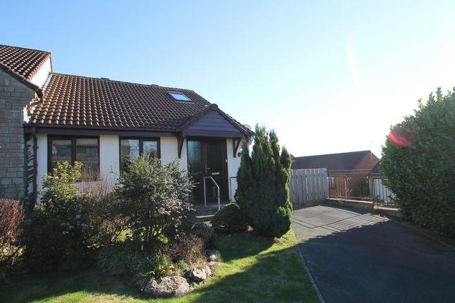 Thumbnail Semi-detached bungalow for sale in New Meadow, Ivybridge