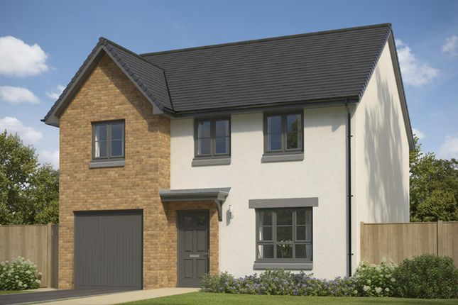 "Thumbnail Detached house for sale in ""Invercauld"" at Kingswells, Aberdeen"