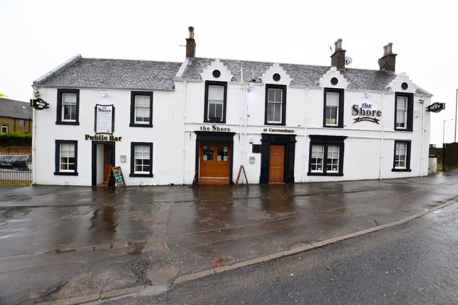 Thumbnail Commercial property for sale in 195 Carronshore Road, Carron, Falkirk