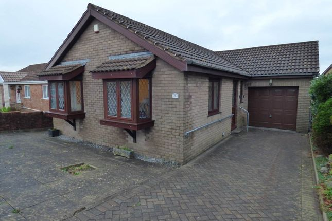 Thumbnail Bungalow to rent in Maes Y Dderwen, Morriston, Swansea
