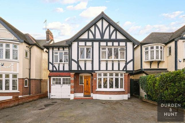Thumbnail Detached house for sale in Abbotwood Gardens, Clayhall