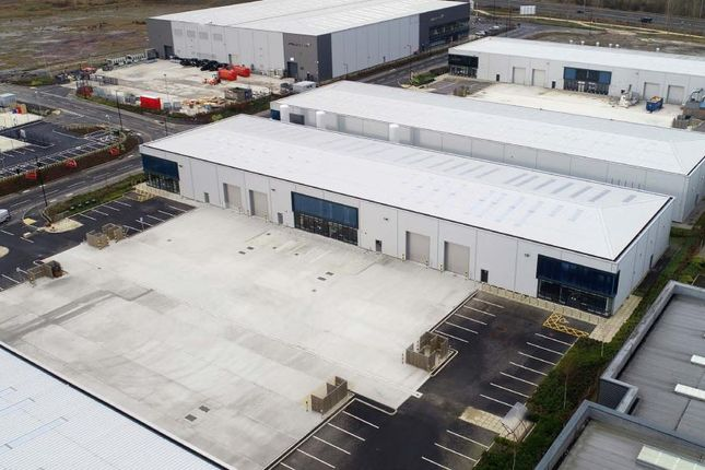 Thumbnail Industrial to let in R-Evolution Phase 3, Selden Way, Rotherham