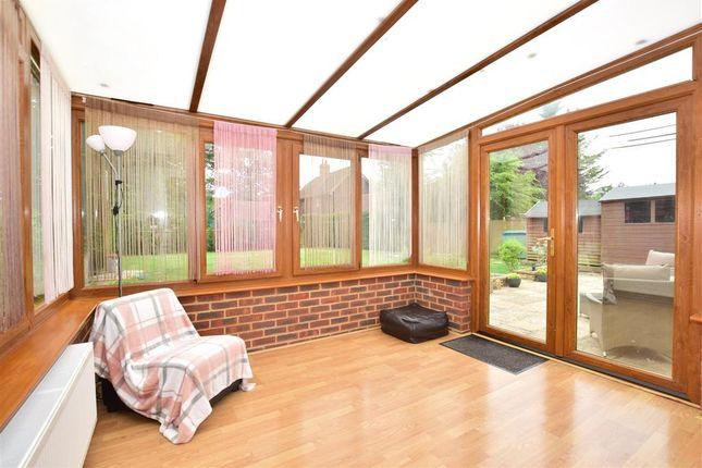 Conservatory of Redbrook Street, Woodchurch, Ashford, Kent TN26