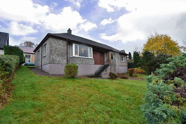 Thumbnail Detached bungalow for sale in Alma Road, Fort William