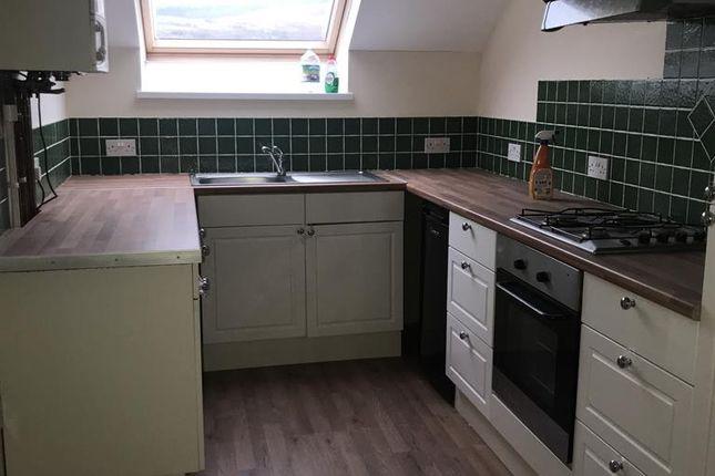1 bed flat to rent in Hill Street, Nantymoel, Bridgend CF32