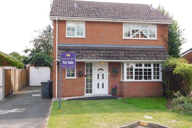 Thumbnail Detached house for sale in Astley Court, Stourport-On-Severn