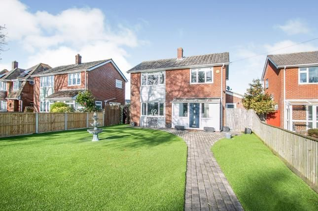 Detached house for sale in Throop, Bournemouth, Dorset