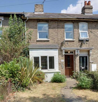Thumbnail Terraced house for sale in Baddow Road, Great Baddow, Chelmsford