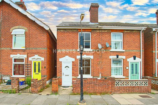 2 bed semi-detached house to rent in Canterbury Road, Colchester CO2