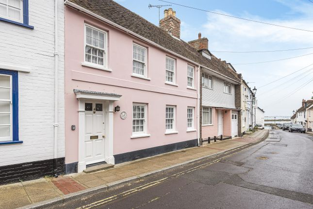 Thumbnail Terraced house for sale in South Street, Emsworth