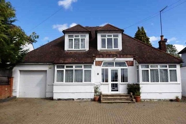 Thumbnail Detached house to rent in Epsom Lane Norths, Epsom