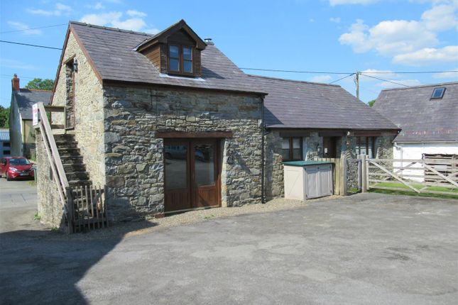 Thumbnail Barn conversion for sale in The Old Stables, Puncheston, Haverfordwest, Pembrokeshire