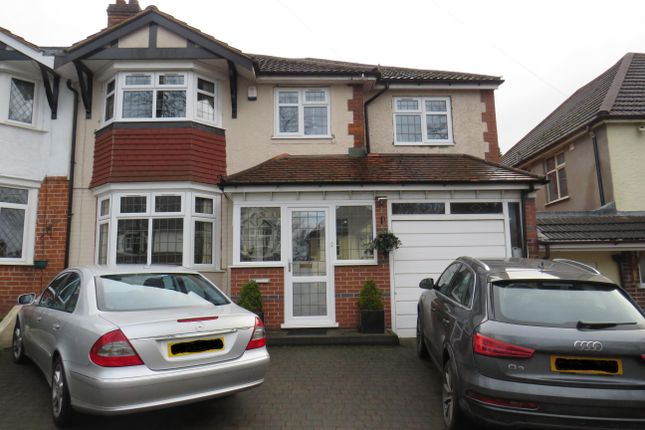 Thumbnail Property to rent in Petersfield Road, Hall Green, Birmingham