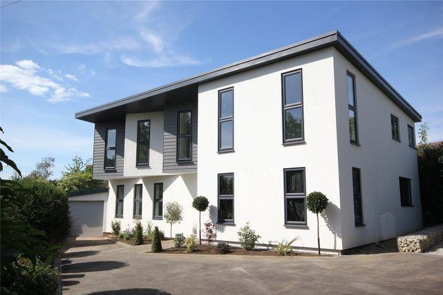 Thumbnail Detached house for sale in Cornwallis Avenue, Tonbridge