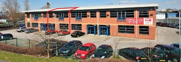 Thumbnail Office for sale in The Oaks, Stanney Mill Lane, Ellesmere Port, Cheshire