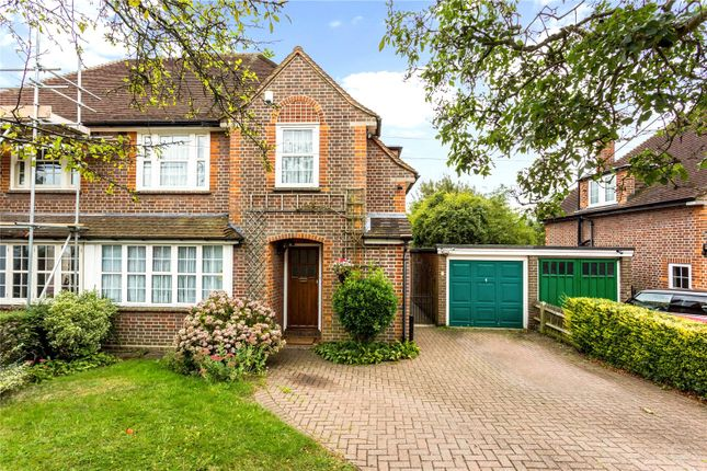 Front of Albury Drive, Pinner, Middlesex HA5