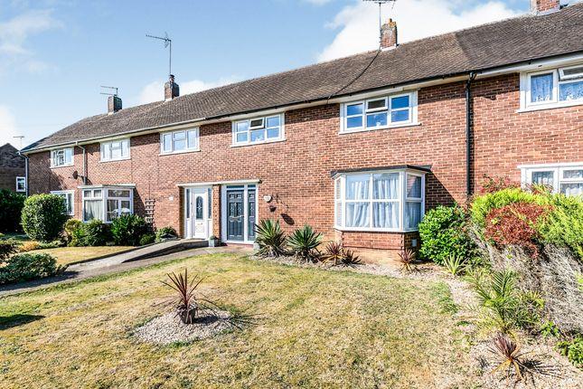 Thumbnail Terraced house for sale in Wheatley Road, Welwyn Garden City