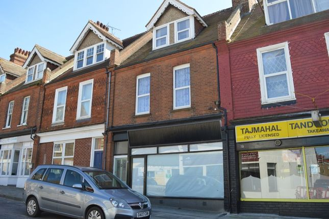 Thumbnail Terraced house for sale in Cuthbert Road, Westgate-On-Sea